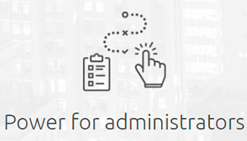 Power for administrators