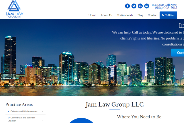 Jam Law Group, LLC